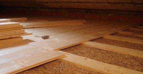 Isolamento termico del sottotetto : come farlo e quali sono i costi ?