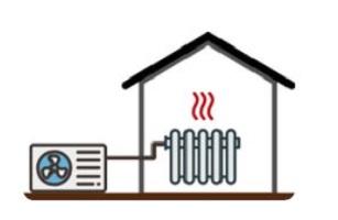 Dimensionamento pompa di calore: vediamo un esempio pratico