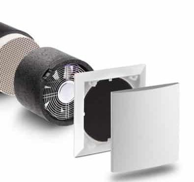 Ventilazione meccanica controllata (VMC)