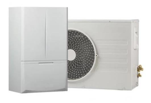 Pompa di calore ibrida : è una scelta corretta ?